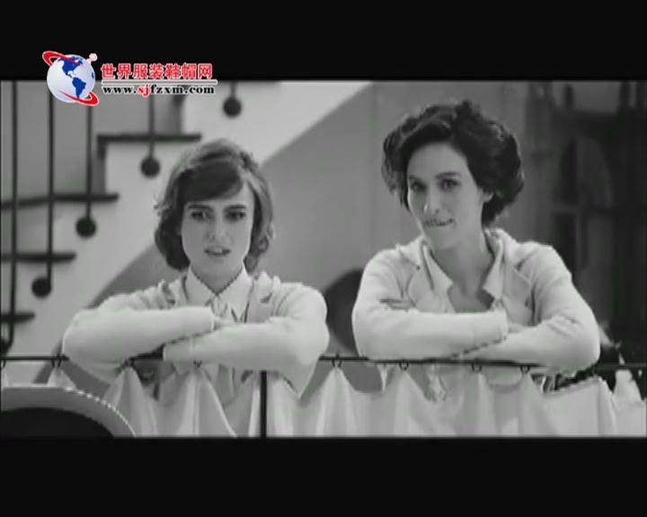 香奈儿微电影——《从前》
