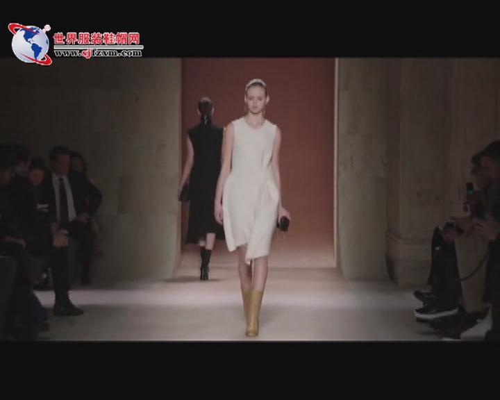 Victoria Beckham2015秋冬新品发布会