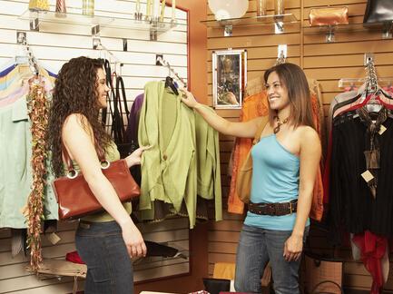 什么样的服装店最吸引女人?