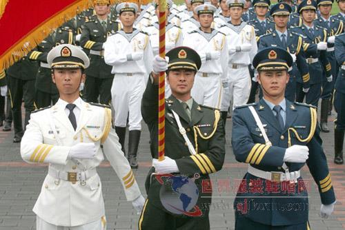 中国人民解放军军服变迁