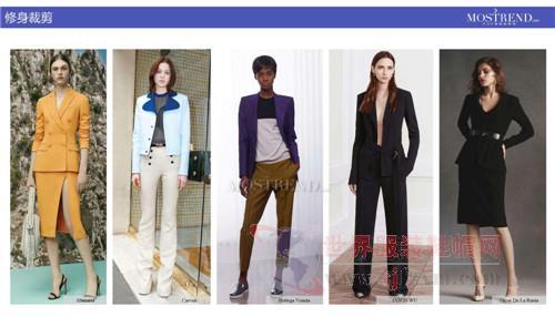 设计师必知:2016早春流行趋势分析之廓形篇-世界服装图片