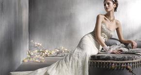 透过时装周看婚纱流行趋势